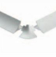 External Corner X for 2 Connections,For  Aluminium Wall Floor Junction