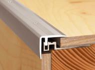 Variable Stair Edge Nosing For Laminate & Wood Flooring