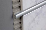 Aluminium Domed Listello Profile For Walls -2.5m