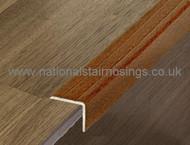 Aluminium Stair Edging,Self Adhesive For Laminate & Tile