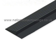 PVC Ramp Edging With A Ribbed Surface -2m