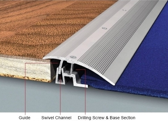 Reducer Transition For 7 26mm Floor Heights National