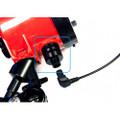INON strobe to Sea and Sea cable adapter