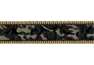 Camo Dog Collar and Leash