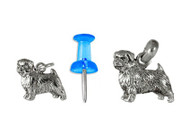 Norfolk Terrier Charm - Mini