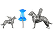 Australian Cattle Dog Charm - Mini