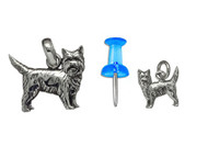 Cairn Terrier Charm - Mini