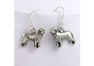 Sterling Silver Newfoundland Earrings