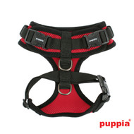 Puppia Ritefit Harness Red