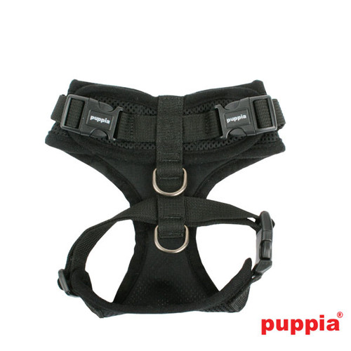 Puppia Ritefit Harness Black