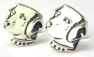 Labrador Retriever Head Cufflinks