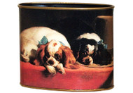 Cavalier King Charles Spaniels Decoupage Letter Boxes