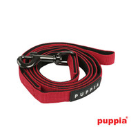 Puppia Two Toned Lead Red