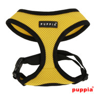 Puppia Soft Harness Yellow