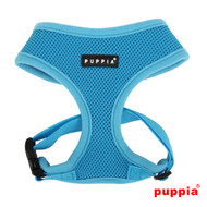 Puppia Soft Harness Sky Blue