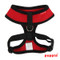 Red Puppia Soft Harness