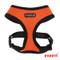 Puppia Soft Harness Orange