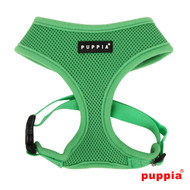 Puppia Soft Harness Green