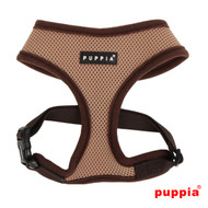 Puppia Soft Harness Beige