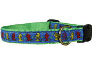 Fire Hydrant Dog Collar II