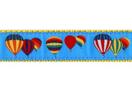 Hot Air Balloon Dog Collar & Leash