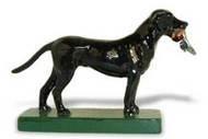 Labrador Retriever with Duck Dog Hood Ornament