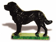 Newfoundland Dog Hood Ornament