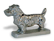 Sealyham Terrier Dog Hood Ornament