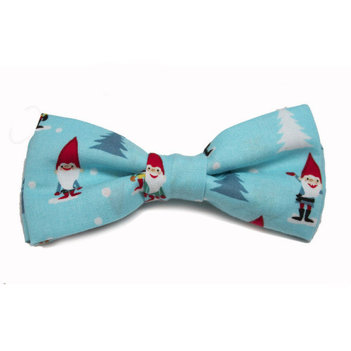Gnome Bow Tie for Dogs