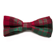 Holiday Glitz Bow Tie For Dogs