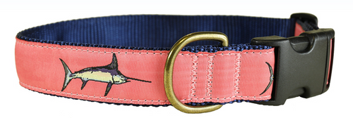 Billfish Dog Collar and Leash