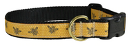 honey bees dog collar