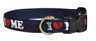 I Love Me Dog Collar