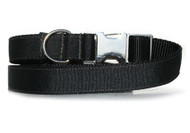 black urban leash