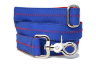Sailcloth Leash - Salty Dog Nautical