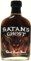 Satans Ghost Hot Sauce