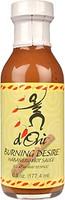 D'Oni Burning Desire Hot Sauce