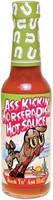 Ass Kickin Wasabi Horseradish Hot Sauce