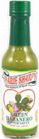 Marie Sharps Green Habanero Hot Sauce