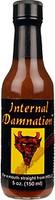 Internal Damnation Hot Sauce
