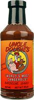 Uncle Dougies Worlds Most Dangerous BBQ Sauce