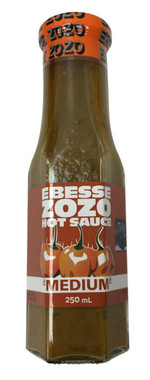 Ebesse Zozo Hot Sauce - Medium
