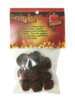 Carolina Reaper Dried Chili Pods