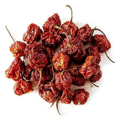 BULK Carolina Reaper Dried Chili Pods