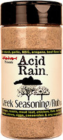 Acid Rain Greek Rub