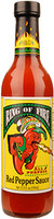 Ring Of Fire Red Pepper Hot Sauce