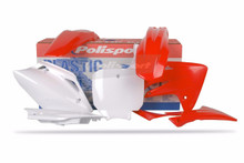 Honda CRF150 R Plastic Kit 2007 - 2017 OEM Red 90135