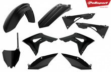 Honda Plastic Kit CRF 250 R 2018 / CRF 450 R 2017 - 2018 Black 90721