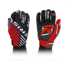Risk Racing Ventilate Gloves - BLACK/RED