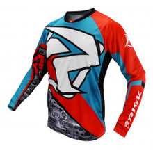 Risk Racing Ventilate Jersey - Machine
